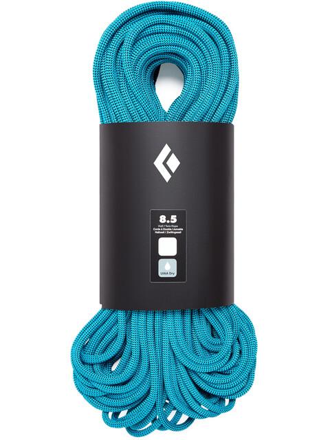 Black Diamond 8.5 Dry Rope 60m Ultra Blue